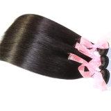 8A高品質100%のカンボジア人のRemyの人間の毛髪の膚触りがよくまっすぐで自然な人間の毛髪