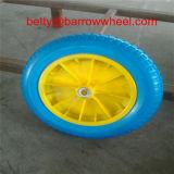 단단한 바퀴 PU 거품 바퀴