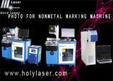 Machine HS CO2-100W d'inscription de non-métal