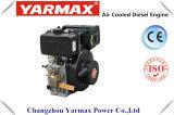 Moteur diesel simple refroidi par air Ym192f du cylindre 548cc 8.8/9.0kw 12.0/12.2HP de début de main de Yarmax