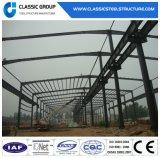 China fabrizierte Aufbau-Fabrik-Licht-Stahlkonstruktion-Gebäude für Lager vor