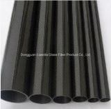 3k rollo envoltura de fibra de carbono del tubo / de la fibra de carbono de tuberías
