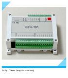 Module d'entrée-sortie de haute performance de protocole de Tengcon RS485/RS232 Modbus RTU (STC-101)