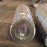 Les produits en acier PPGI de matériau de construction ont enduit la bobine d'une première couche de peinture en acier galvanisée par couleur