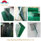 Claro caliente de la venta, vidrio laminado coloreado de 6.38-39.52 PVB