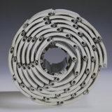 Portello di alluminio superiore del rullo