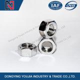 Écrou six-pans d'amorçage d'amende de Metic de l'acier inoxydable DIN934