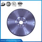 OEM Metal Casting Volante/ Flying Wheel/ Spin Roda com Usinagem CNC