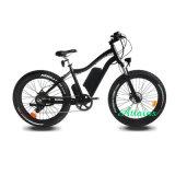 """26 """" 합금 최고 질을%s 가진 싼 뚱뚱한 타이어 눈 바닷가 산 전기 자전거 또는 Bycicles"""