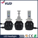 2016 de alta calidad LED H7 con otros bulbos opcionales envío rápido 40W / 4400lm