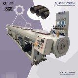 HDPE Machine van de Productie van de Pijp van de Watervoorziening de Plastic