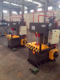 Sola máquina de la prensa hidráulica del pilar de la sola columna 100 toneladas