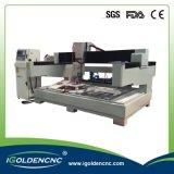 Strumenti di lucidatura di CNC della tagliatrice delle mattonelle di taglio di bordi