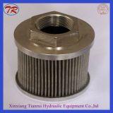 Filtro dell'olio idraulico di Leemin Wu, filtro ad aria aspirante Wu 63 X100j
