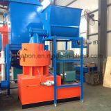Automatisches Biomass Sawdust Wood Pellet Making Production Line 1-2t/Hour