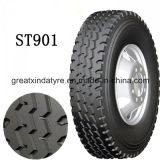Linglong/ Triangle/ Longmarch 13r22.5 12.00r20 Radial Truck Tyre in Cameroon