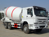 HOWO 6X4 8m3のドライブの種類Zz1257n3241Wのミキサーのトラック
