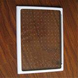 Écran en soie Printingtempered/verre trempé pour l'appareil ménager de dessus de brûleur à gaz