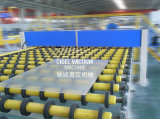 Macchina di rivestimento di vetro di multi di colore polverizzazione del magnetron