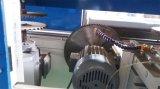 Cinq machines de fraisage combiné de couteau