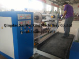 Tessuto automatico da spumare macchina di laminazione della gomma piuma di Leather/PU