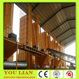 Machines de séchage de soja de biomasse