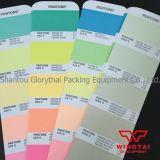 2016 Nueva Pantone pasteles y neones recubierto y sin recubrimiento de color Pantone libro Gg1504