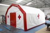 De zelf het Oprichten Pneumatische Opblaasbare Medische Tent van de Hulp