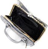 Migliori borse di cuoio sulle borse del cuoio di sconto delle grandi borse di modo di vendita Nizza