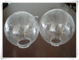 백색과 Transparent Hollow Acrylic Ball