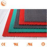 Maschinell hergestellter Fußboden-Teppich Belüftung-S für Boote vom Geschäftsversicherungs-Lieferanten
