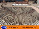 完全で堅い波形の電流を通された鋼鉄屋根ふきシート