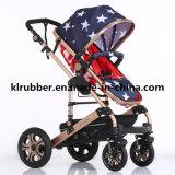 Neues Baumuster-Aluminiumbaby-Buggy-Baby-Spaziergänger-BabyPram