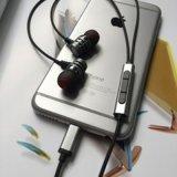 Venta caliente y el auricular más nuevo del diseño para iPhone7