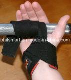 Crossfitの適性の重量挙げの手首の覆い