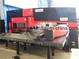 Máquina de perfuração da torreta da maquinaria do CNC da imprensa de perfurador ISO9001 HP30