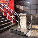 Электрический гидровлический домашний прямой подъем лестницы