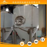 El tanque de acero inoxidable para la elaboración de la cerveza del equipo de la cerveza