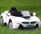 차가 운영한 장난감 자동차 배터리에 아기 전기 탐에 의하여 농담을 한다