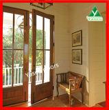Portello basso di legno di vetro di alta qualità E