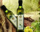 botella de cristal verde oscuro redonda del aceite de cocina de la botella del aceite de oliva de 250ml 500ml 750ml /Square