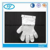 Heißer Verkauf Plastik-PET Handschuhe