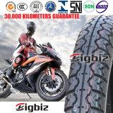 Popular vendedora caliente Negro 3.00-17 neumático de la motocicleta a Tailandia