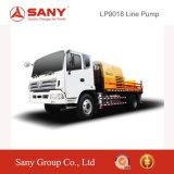 Sany Lp9018 (R) os chassis endireitam a linha concreta bomba do chassi