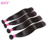 Pacotes retos do Weave do cabelo humano do cabelo brasileiro do Virgin