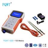Pqwt-100s, la plupart de détecteur d'eau souterraine tenu dans la main d'exactitude 100m