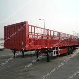 Haltbare chinesische Tri-Welle 60 Tonnen Stange-halb Schlussteil-für Verkauf