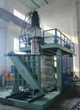 Машина прессформы дуновения HDPE, HDPE бросания делая машину