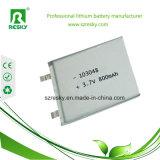 116590 batteria della ricarica di Lipo 3.7V 7500mAh per il video