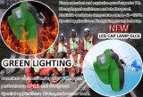 GLC- 6 12000lux اللاسلكي رئيس مصباح